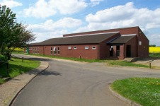 Carlton Scroop & Normanton Village Hall